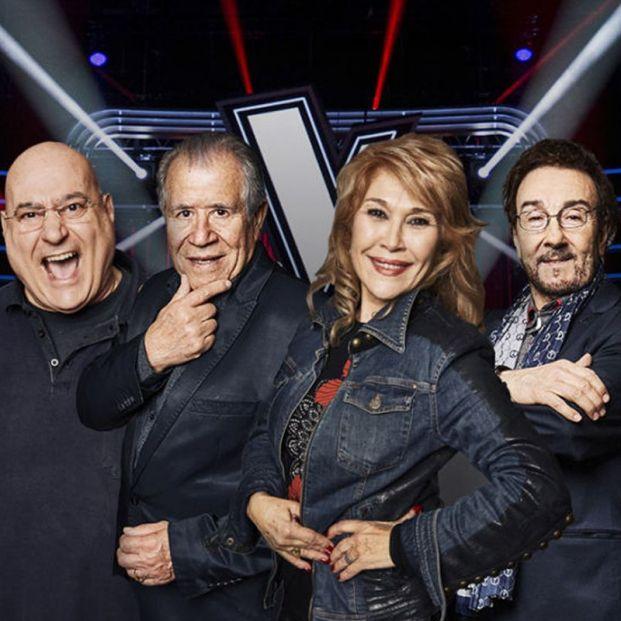 'La Voz Senior': estos son los cuatro finalistas