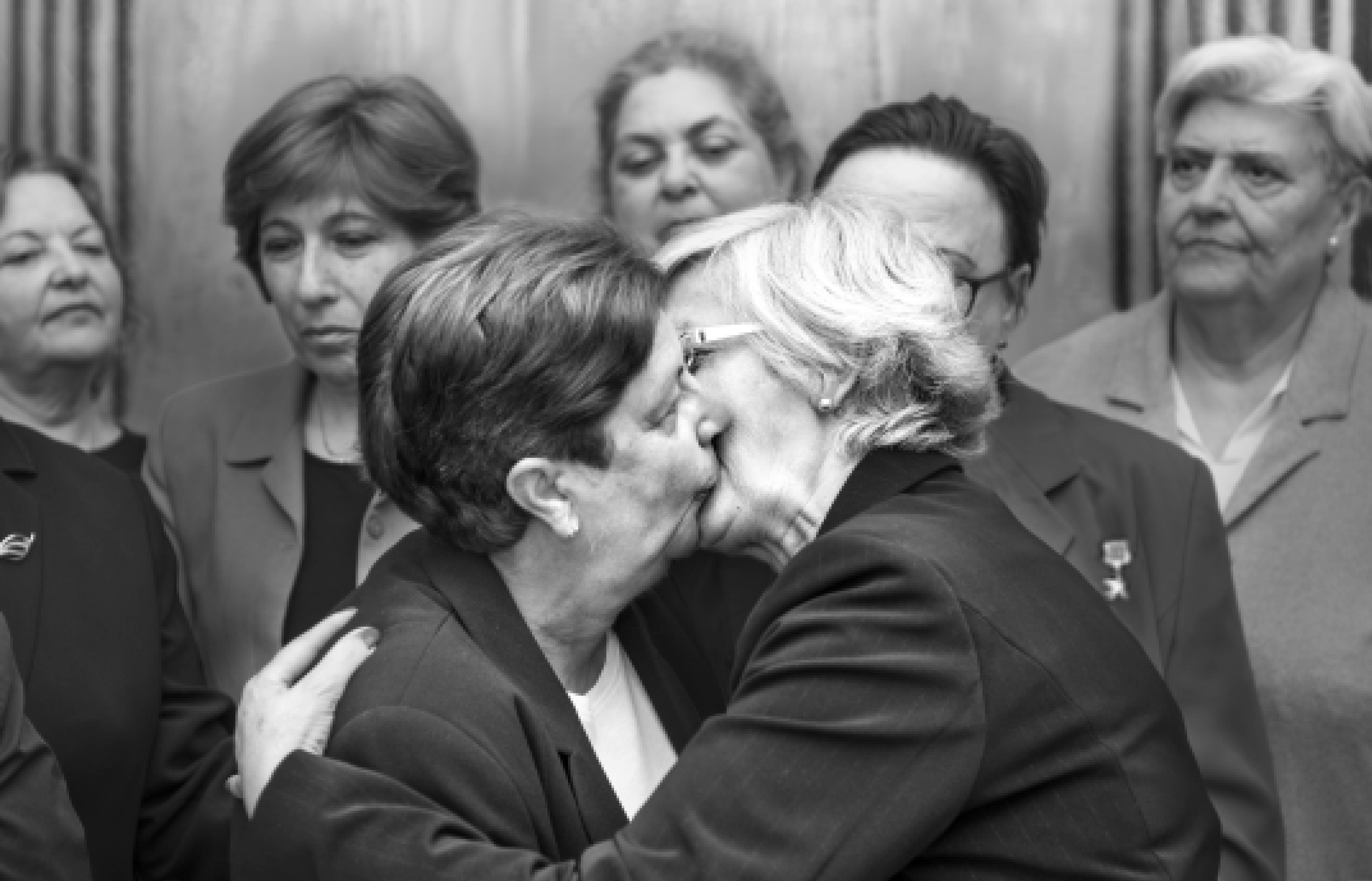 1984a68a152a Lideresas': las fotos más icónicas de la historia recreadas...