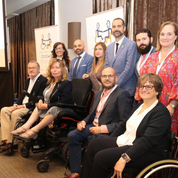 COCEMFE lucha por construir una sociedad inclusiva y diversa