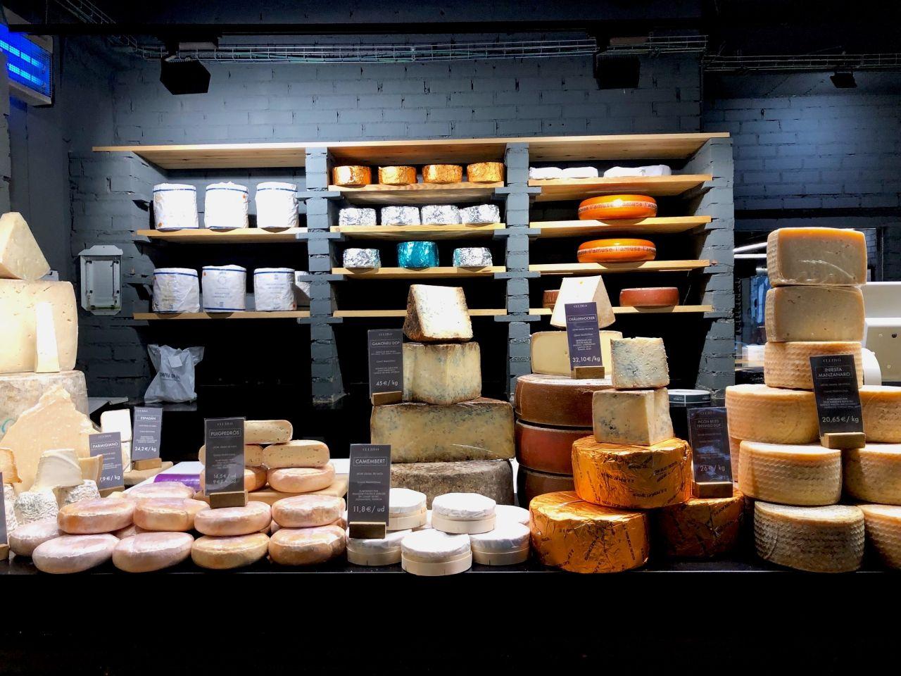 ff2952278333c Las mejores tiendas de quesos de España