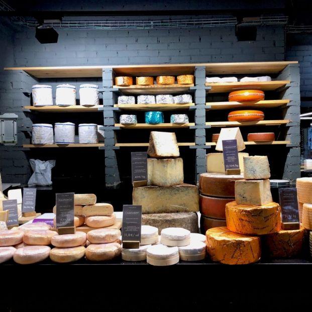 Mejores tiendas de quesos, Cultivo (Jesús Fernández)