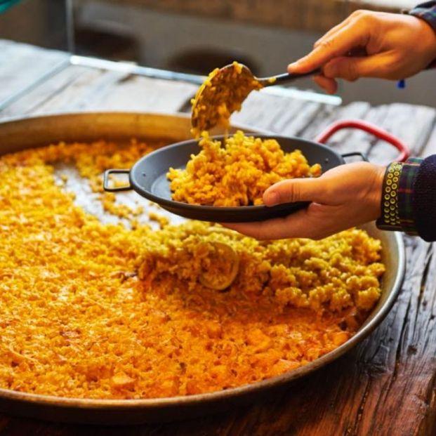Dónde comer las mejores paellas de Madrid