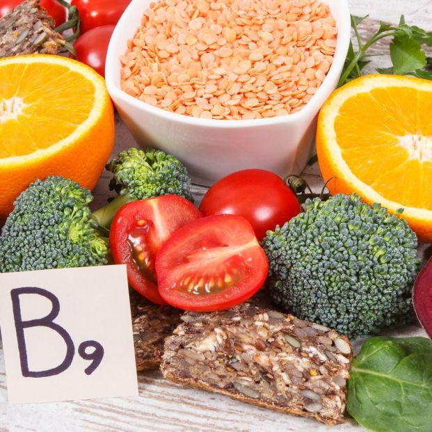 los folatos en la dieta de los mayores ¿cuál es su función?