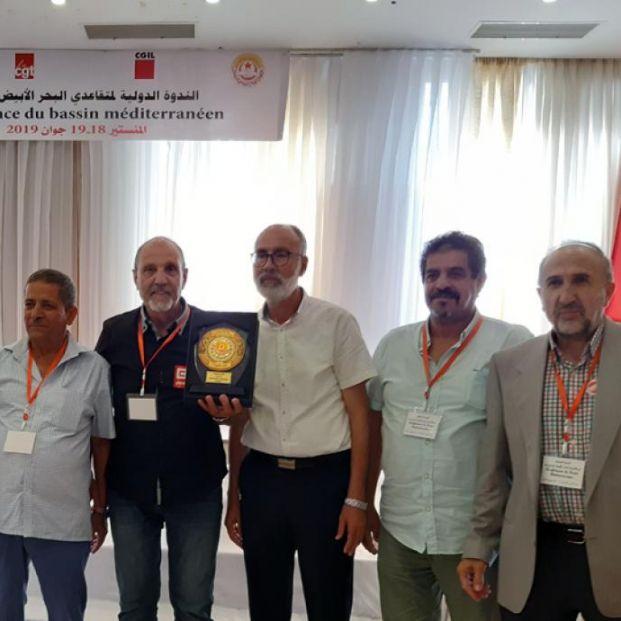 Conferencia Sindicatos Mediterráneos