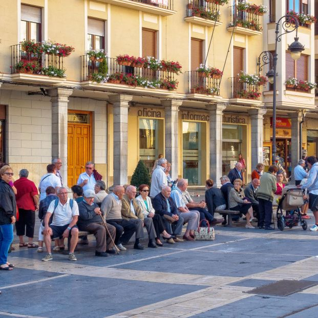 España está en la segunda transición demográfica, la del envejecimiento