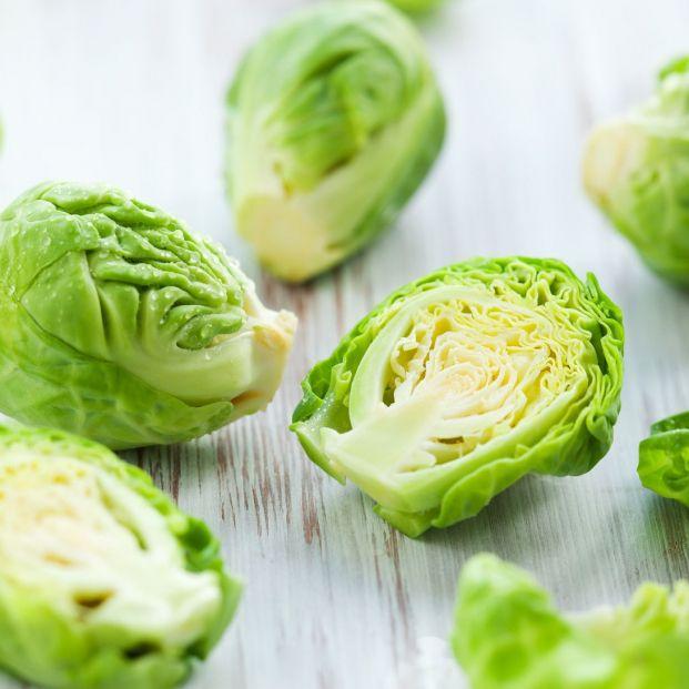 Beneficios de comer coles de Bruselas