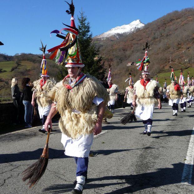 Conoce los Carnavales de Navarra llenos de colorido y personajes místicos (Servicio de Marketing Turístico del Gobierno de Navarra)