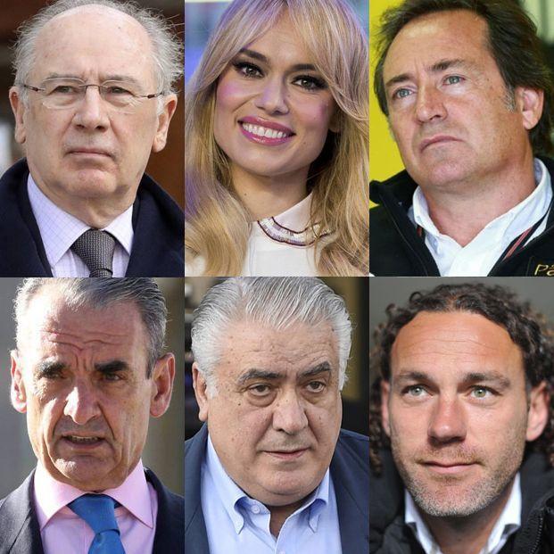 Lista de morosos con Hacienda 2019: Rato, Patricia Conde, Sito Pons, Lorenzo Sanz...