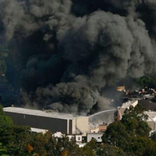 Incendio del archivo de Universal Music