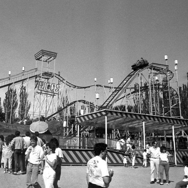 Expo 50 años Parque Atracciones