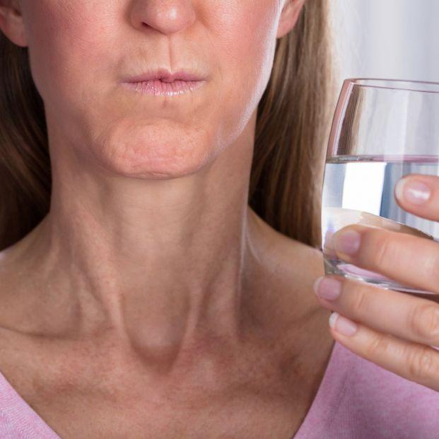 La candidiasis o candidosis oral, un trastorno bucal frecuente en personas mayores