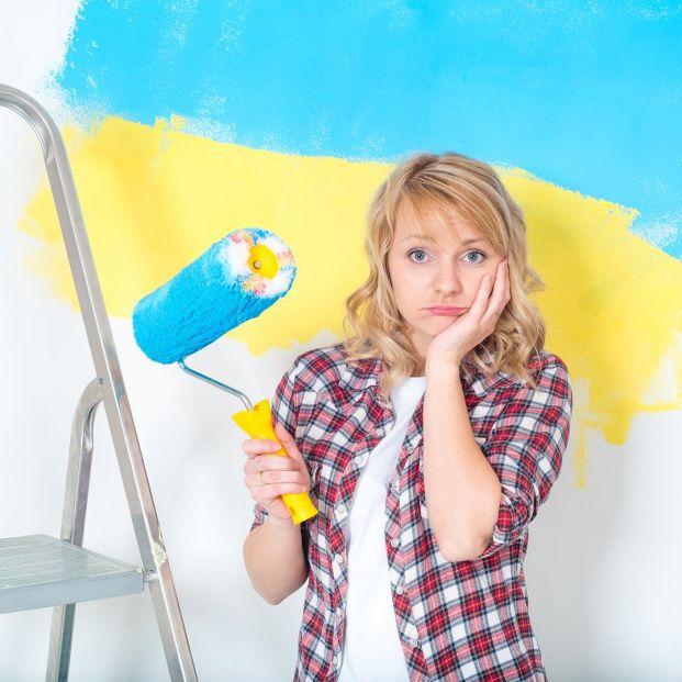 Es el verano la mejor época para pintar tu casa