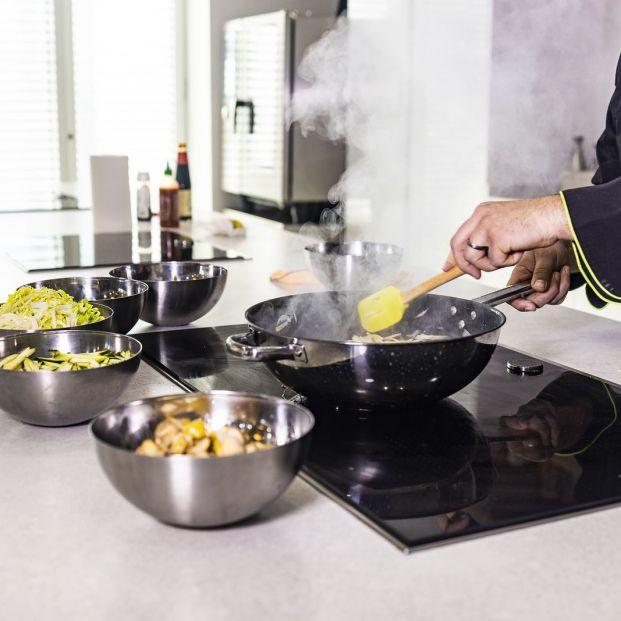 Consejos para reducir grasas al cocinar