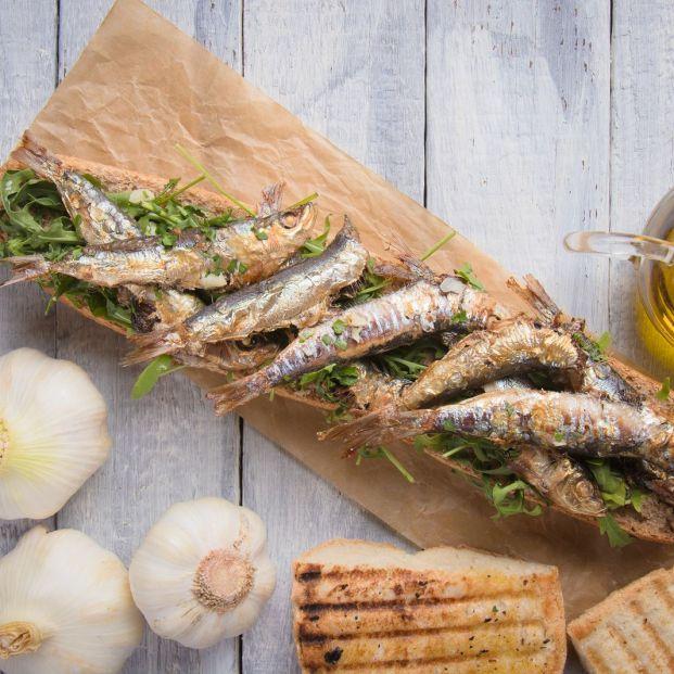 Sardinas, un manjar de lo más saludable para este verano