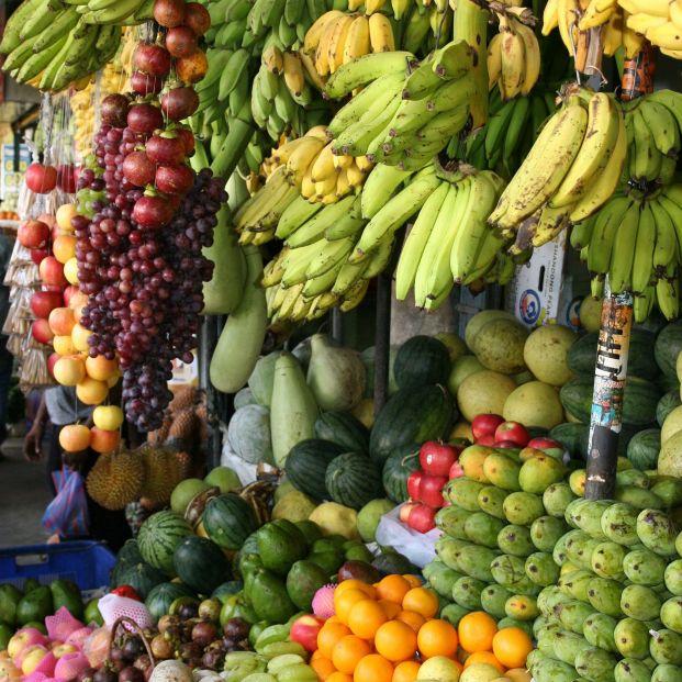 Las personas mayores, las que más fruta fresca consumen con mucha diferencia