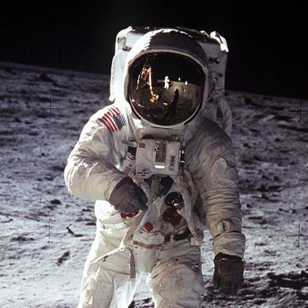 Salen a la luz imágenes inéditas de la misión espacial del Apollo 11 a la Luna