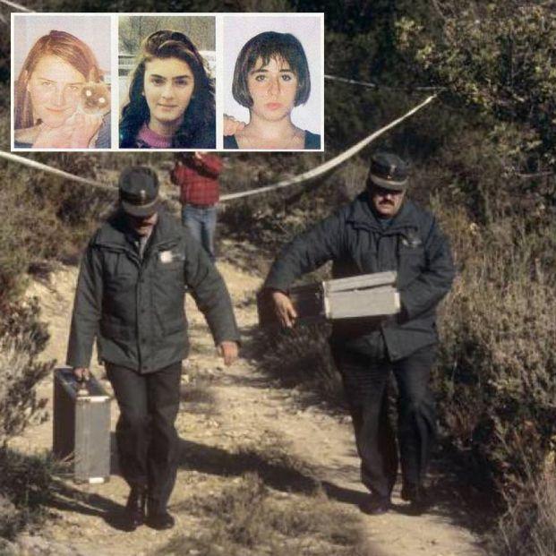Encuentran huesos humanos en la fosa donde estaban enterradas las niñas de Alcàsser