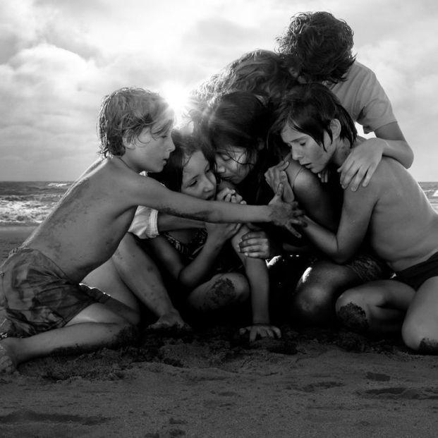 Fotograma de la película 'Roma'.