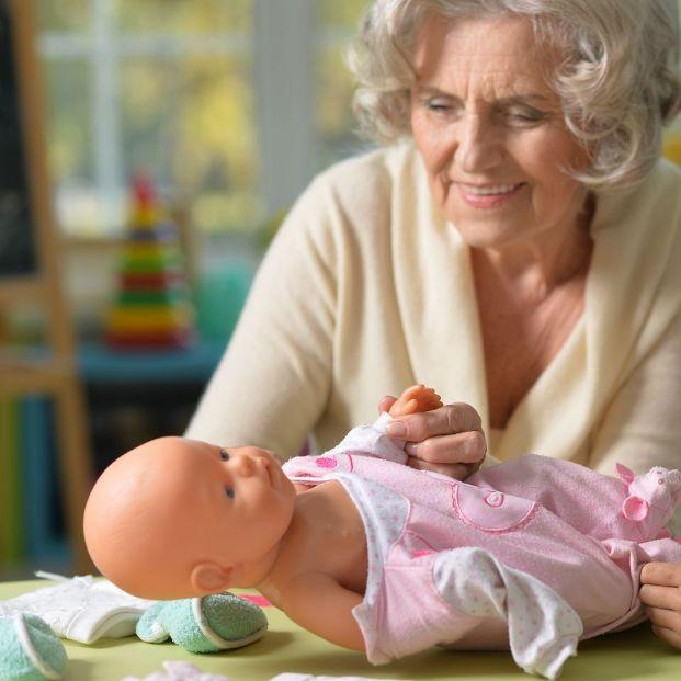 Muñecos contra el Alzheimer