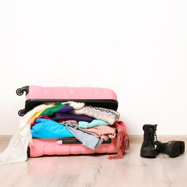 Cómo hacer la maleta perfecta (big stock)