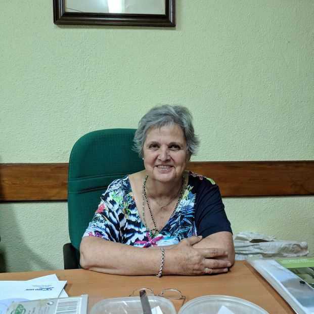 Entrevista con la presidenta de la asociación UDP Cáceres, Petri García