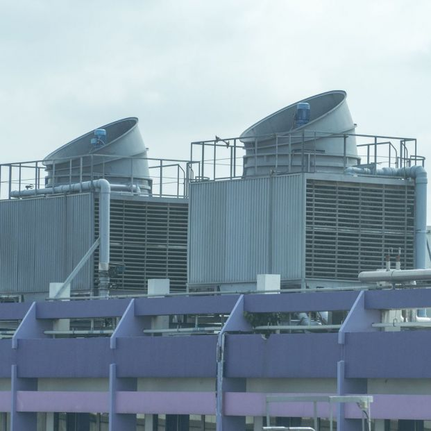 Legionelosis: torre refrigeración