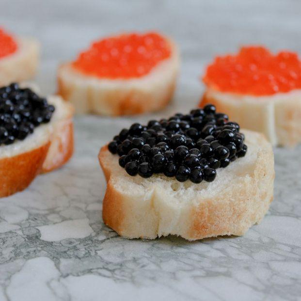 El caviar a examen