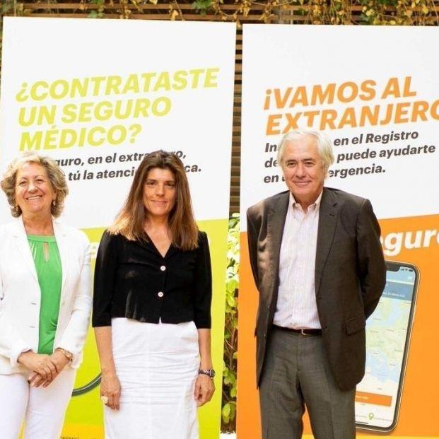 Exteriores estrena aplicación móvil para animar a quienes viajan al extranjero a registrarse