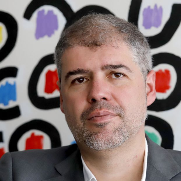 Unai Sordo, secretario general de CCOO.