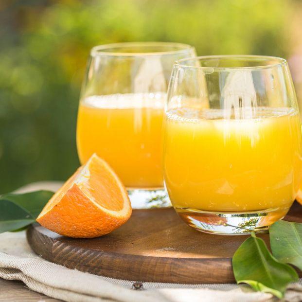 Si tomamos la fruta en zumo se pierden sus propiedades