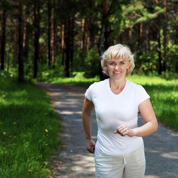 ¿Sabías que el ejercicio físico influye en la piel de los mayores?