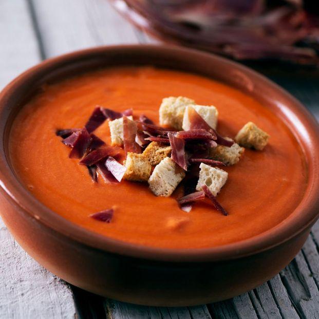Gazpacho y salmorejo: recetas de los clásicos del verano