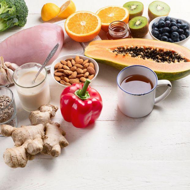 Vitaminas y minerales para fortalecer el sistema inmune
