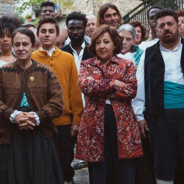 Carmen Machi busca un futuro para su pueblo en 'Lo nunca visto'