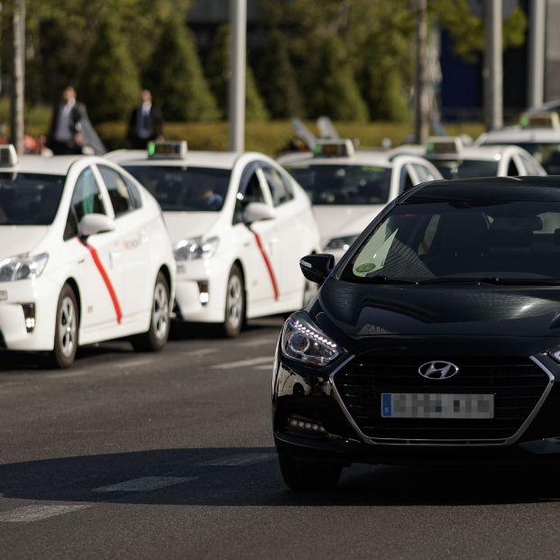 Los taxistas lanzarán en octubre una app