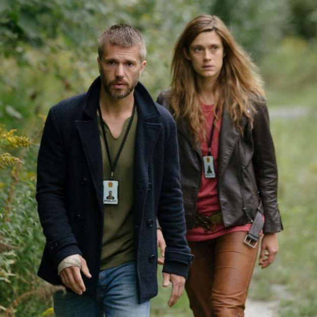 Los protagonistas de Los visitantes, la nueva serie de HBO