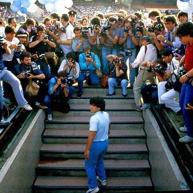 'Diego Maradona', el documental definitivo sobre el astro