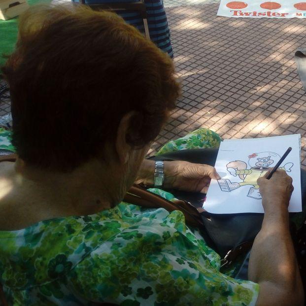 La asociación La Rueca gestiona el programa del ayuntamiento Geros para el fomento del envejecimiento activo en Chamberí.