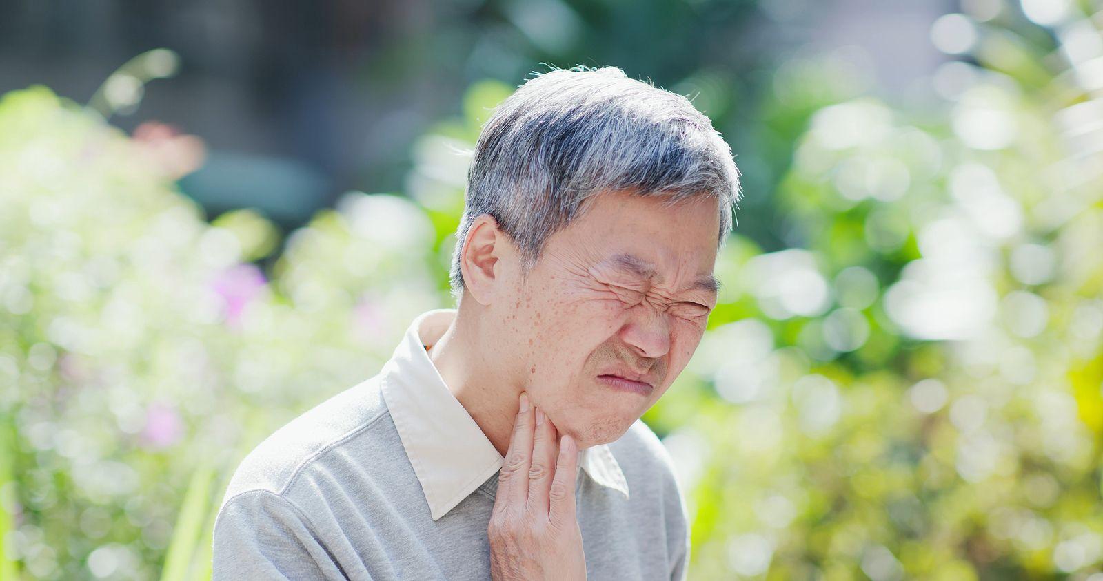 inflamacion glandula parotida sin fiebre
