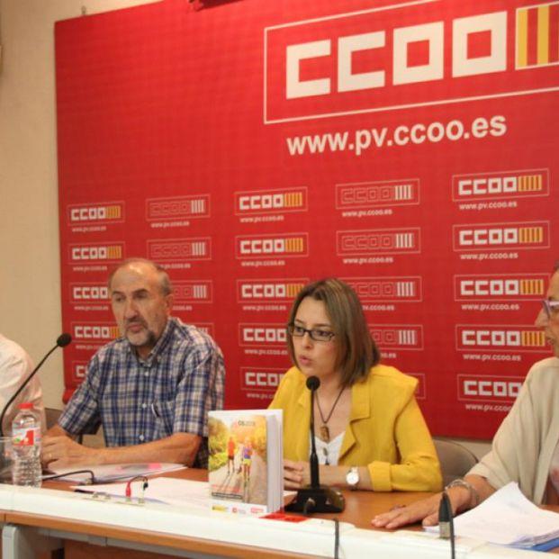 CCOO País Valenciano