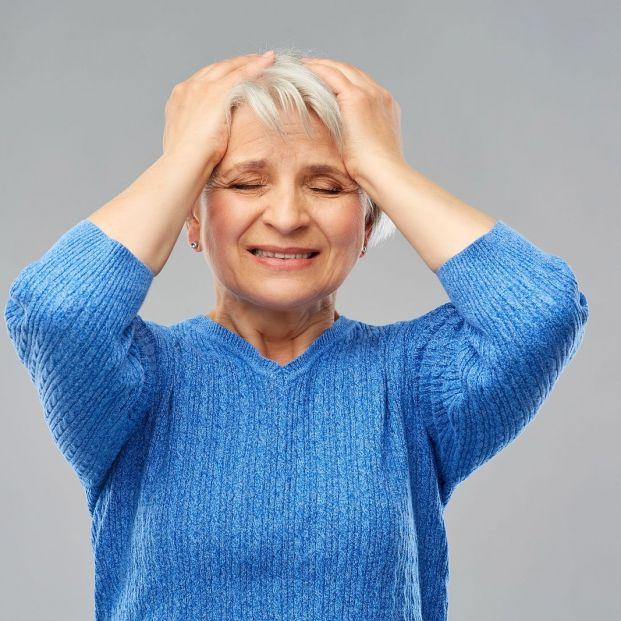 ¿Por qué se estresan las personas mayores?