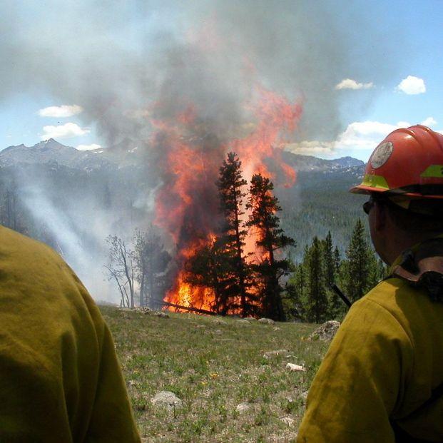 La Guardia Civil alerta sobre 'la regla del 30' que indica peligro de incendio