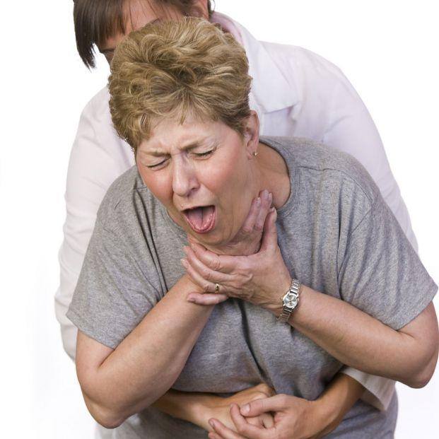 ¿Cómo y cuándo realizar la Maniobra de Heimlich?