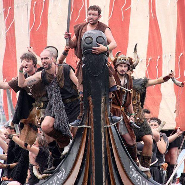 Romería Vikinga de Catoira