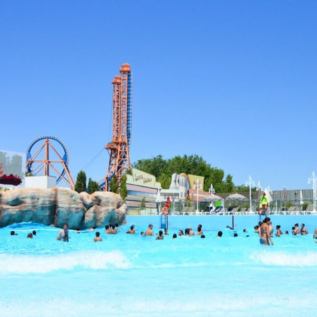 Parques acuáticos en Madrid para ir con tus nietos