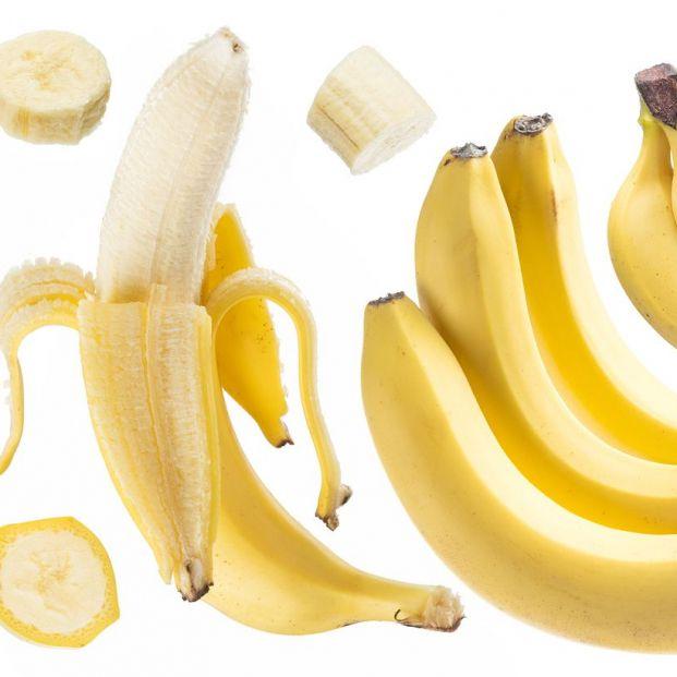 El plátano en la dieta de los adultos mayores