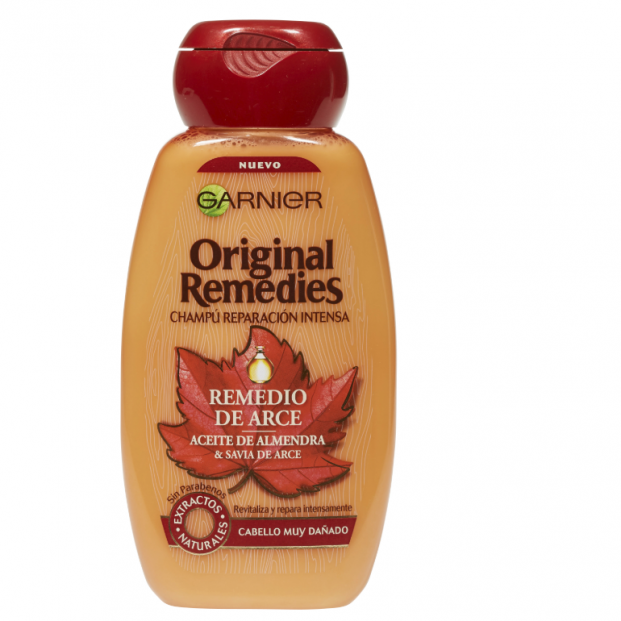 GARNIER ORIGINAL REMEDIES. REMEDIO DE ARCE