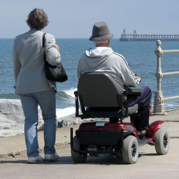 silla electrica motorizada