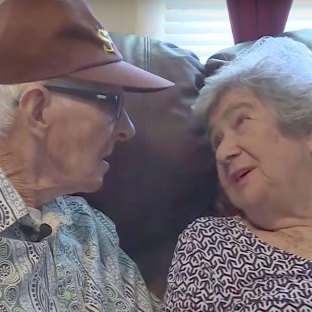 La conmovedora historia de amor de una pareja que muere el mismo día tras 71 años de matrimonio