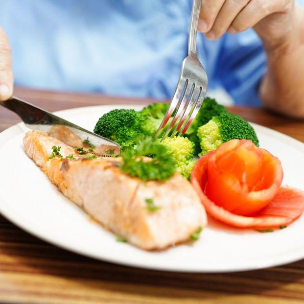 Dieta para ganar un peso saludable